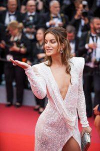 Heidi Lushtaku - Cannes 2019