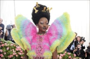 Lupita Nyong'o - Met Gala 2019