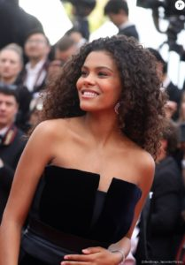 Tina Kunakey - Cannes 2019